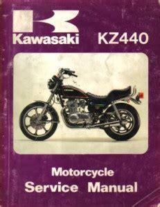kawasaki kz service manual