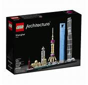 LEGO Architecture Shanghai 21039 Officially Revealed
