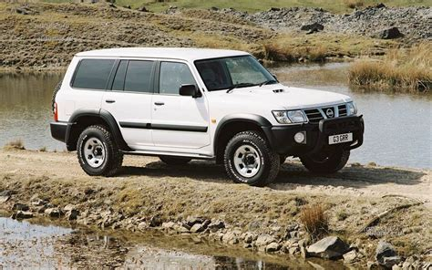 nissan patrol y61 nissan patrol gr y61 specifications description photos