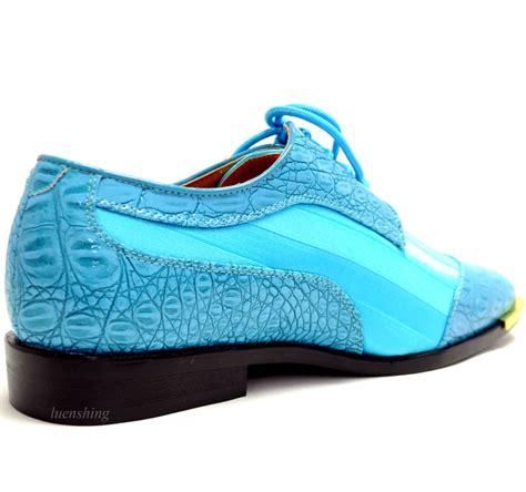 turquoise blue shoes satin lace up style wedding prom