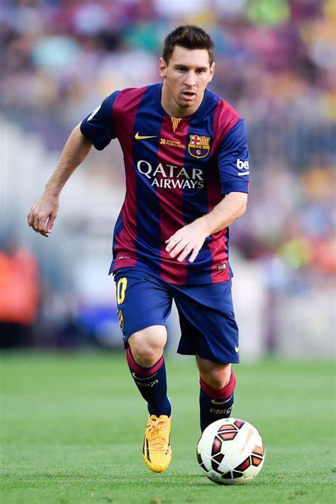 lionel messi fc barcelona v granada cf la liga barcelona catalonia