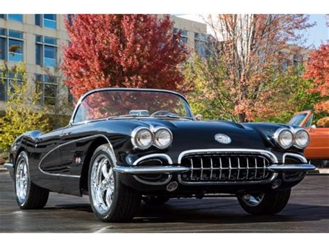 1958 to 1960 corvette for sale 1958 to 1960 chevrolet corvette for sale on classiccars