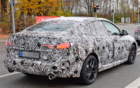 bmw  series gran coupe reveals production body