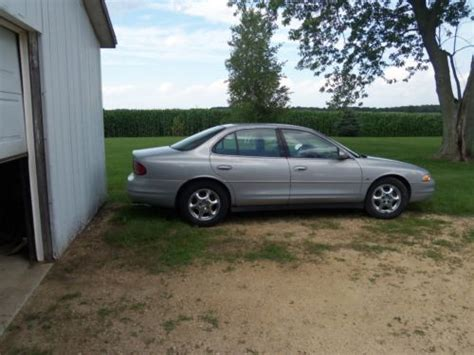 manual cars for sale 2001 oldsmobile intrigue parking system sell used 1999 oldsmobile intrigue gls sedan 4 door 3 5l in winnebago illinois united states