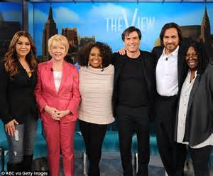 who said we re going to need a bigger boat we re going to get a gun the view host sherri shepherd