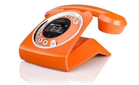vintage inspired wireless home phone