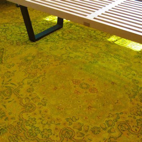 overdyed rugs diy remodelaholic 25 diy rug ideas