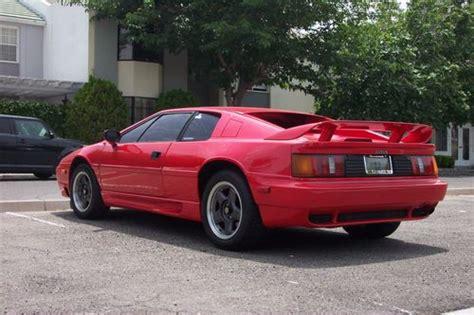 automobile air conditioning repair 1993 lotus esprit on board diagnostic system buy used 1993 lotus esprit turbo se coupe 2 door 2 2l in las vegas nevada united states
