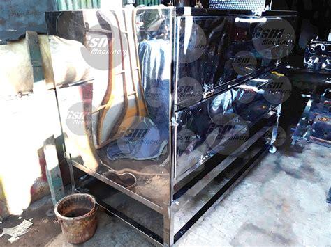 Oven Roti Lpg oven roti stainless steel lokal berkualitas di madiun