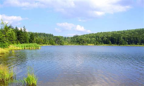 Spruce Knob Lake Wv by Spruce Knob Lake By Joshua Bales