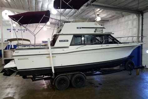 used carver boats for sale in michigan carver new and used boats for sale in michigan