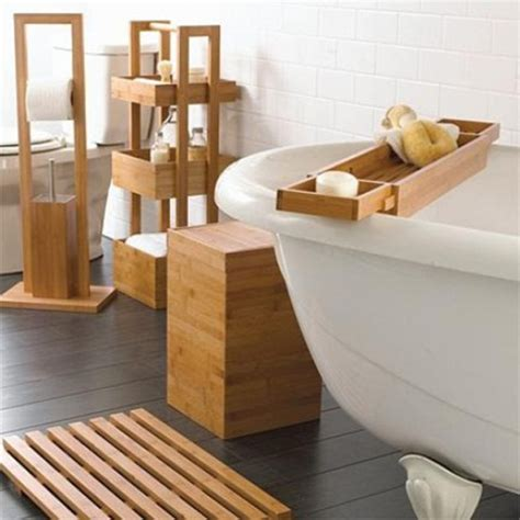 bathroom wooden storage bathroom with wood storage