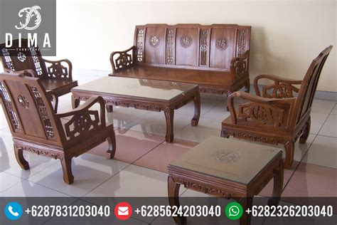 Sofa Set Murah set sofa jati murah home everydayentropy