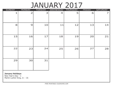 monthly calendars  printable calendars
