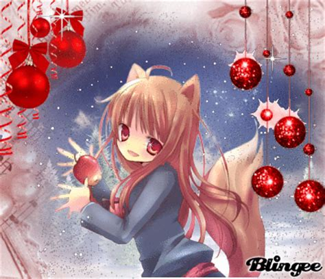 merry christmas spice  wolf picture  blingeecom