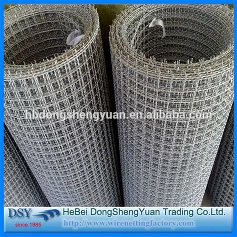 galvanized home depot welded crimped wire mesh with cheap