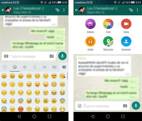 whatsapp themes for android 2015 official whatsapp material design update android