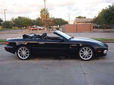 Aston Martin For Sale By Owner by Used 2002 Aston Martin Db7 For Sale By Owner In Angleton