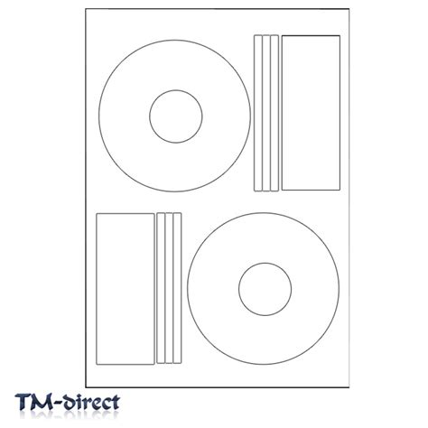 Pressit Cd Label Template 100 photo glossy pressit style offset cd dvd labels 100