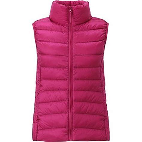 ultra light vest s s ultra light jackets coats uniqlo
