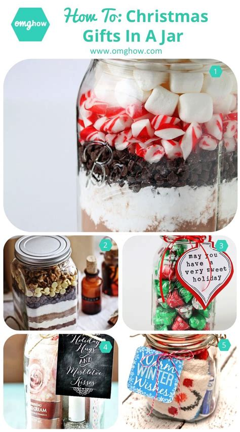 diy christmas gifts in a jar these easy and cheap gifts