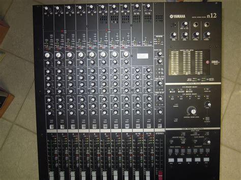 Mixer Yamaha N12 yamaha n12 image 722414 audiofanzine