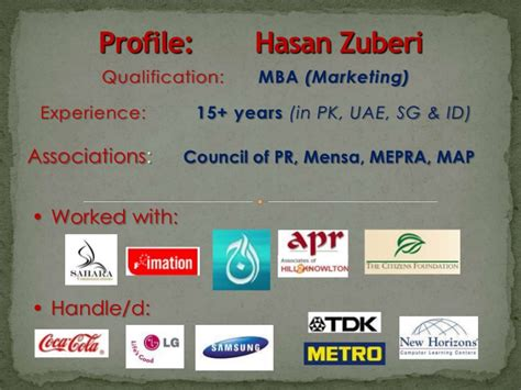 Mba Marketing In Uae by Marketing The Brand Called You