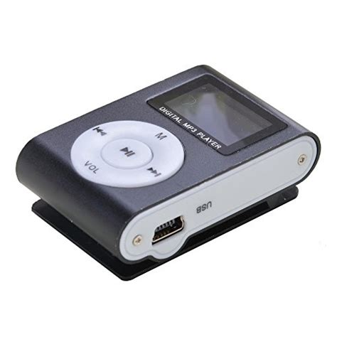 Mini Mp3 Player Media Player Micro Sd Top Quality generic mini mp3 player with lcd screen support for 32gb micro sd black 11street malaysia