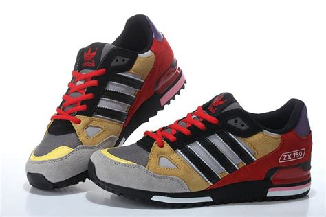 Sepatu Adidas Zx750 Grey 1 40 44 adidas originals colorful zx750 cool black yellow s running shoes af6293 40 44 explosion models