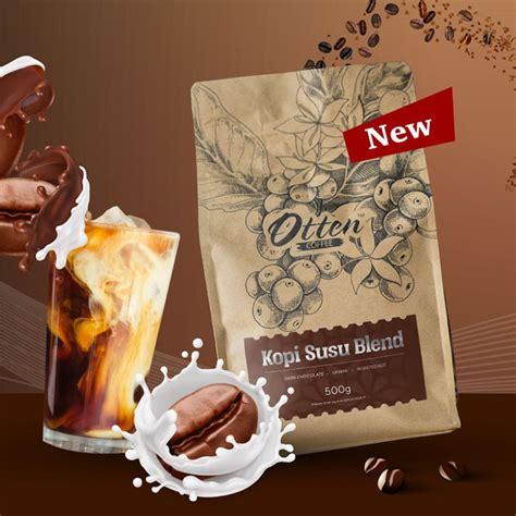 otten coffee kopi susu blend  shopee indonesia