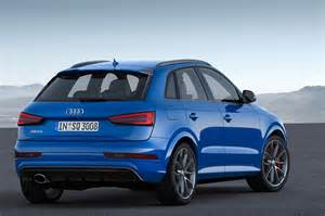 Audi Rs Q3 Audi Rs Q3 Performance To Debut At The 2016 Geneva Auto Show