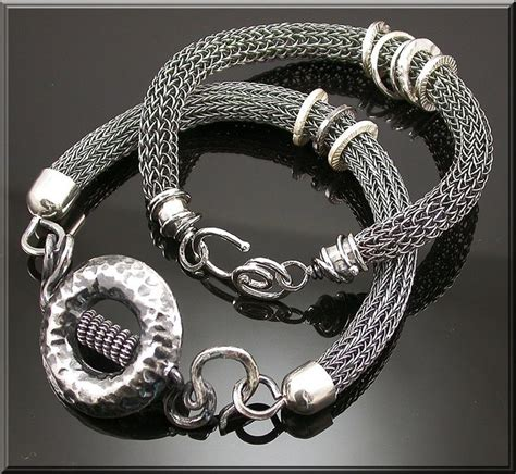 viking knitting wire jewelry 532 best viking knit weave images on knitted