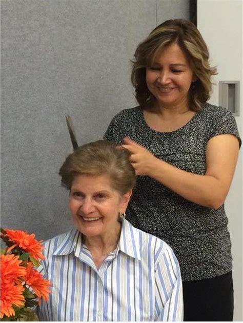 haircuts at home ct haircuts at elmwood hall danbury senior resources