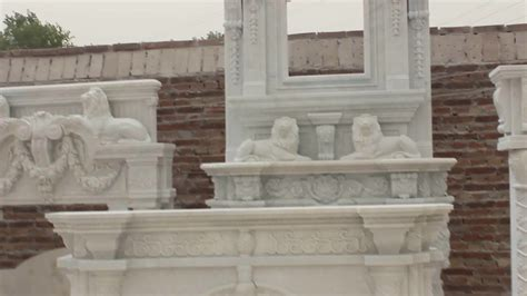 decorative fireplace mantels statue decorative indoor limestone fireplace mantel ntmf