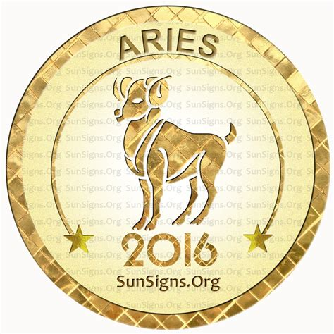 new year horoscope for aries aries horoscope 2016 predictions sun signs