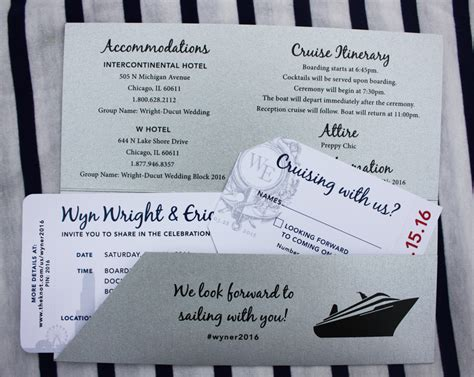 Boat Themed Wedding Invitations by Skyline Archives Page 2 Of 5 Emdotzee Designs