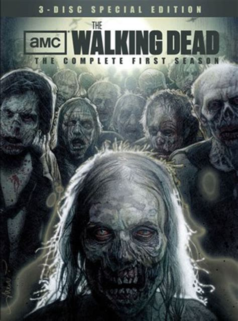 i am loved with dvd walking in the fullness of godã s inscribed collection books the walking dead dvd news press release for season 1