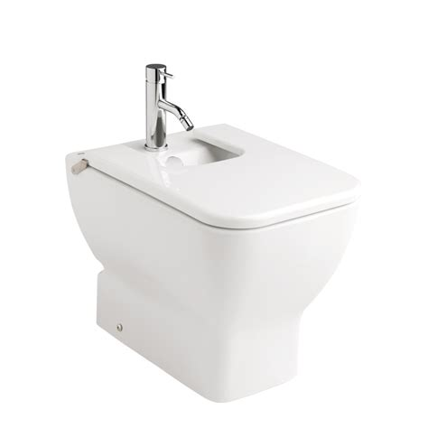 square bidet with lid streamline products - Bidet Lid