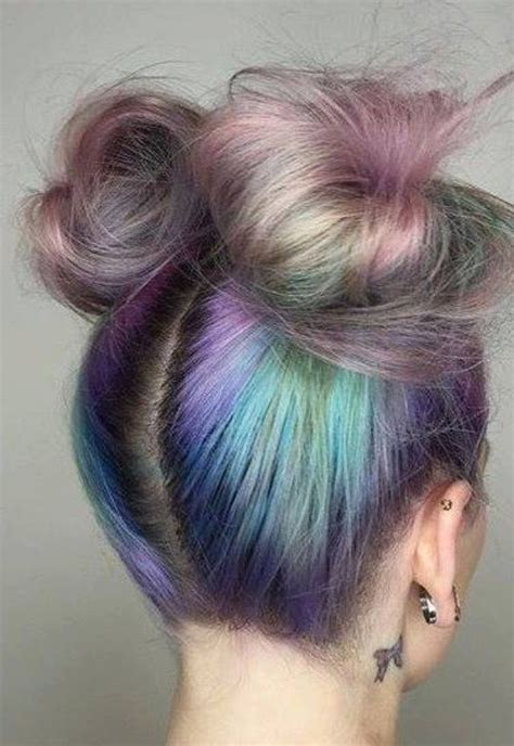 monthly hairstyles mermaid bun follow us for more hairstyles her box is a