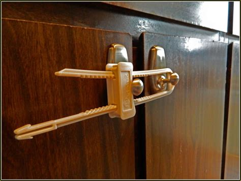 medicine cabinet child lock child proof cabinet lock drilling home design idea surface