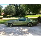 1979 Chevrolet Camaro Z28 All Original Rare Options 350