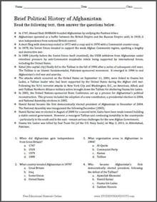 seventh grade social studies worksheets joomlti