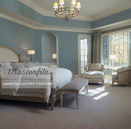 enticing traditional french bedroom decors with neutral master bedroom soft blue walls white woodwork french