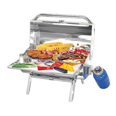 magma boat gas grill magma chefsmate gas grill west marine