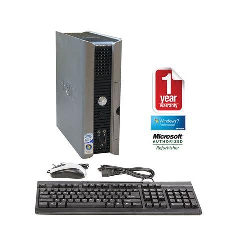 Cpu Komputer Dualcore Ram 2gb dell optiplex 760 intel dual 2 8ghz cpu 2gb ram 160gb