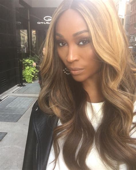 cynthia bailey hair styles this is what 50 looks like cynthia bailey strips down in