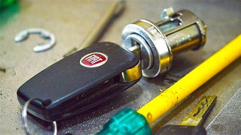 fiat key stuck in ignition fiat ignition lock repair