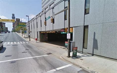laz downunder garage at 110 w lombard st baltimore parking