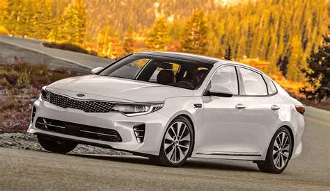Kia Optima Car by 2017 Kia Optima Review Ratings Specs Prices And Photos