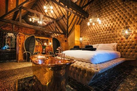 Animal Print Bedroom Ideas the crazy bear hotel stadhampton reviews photos